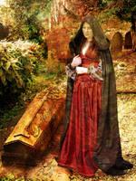 Catherine Parr by agosbeatle