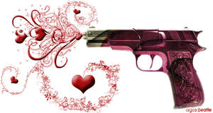 LOVE IS A WARM GUN by agosbeatle