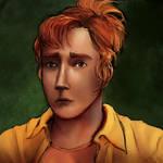 Alejandro Portrait- For Dv9l/Sinnerbird