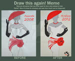 Draw this again - Elegant (2008-2012)