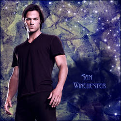Sam Winchester Wallpaper by RossLana