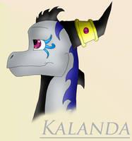 Commish - Kalanda by VanillaHellen