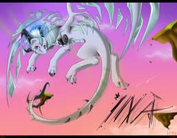 I N A by VanillaHellen