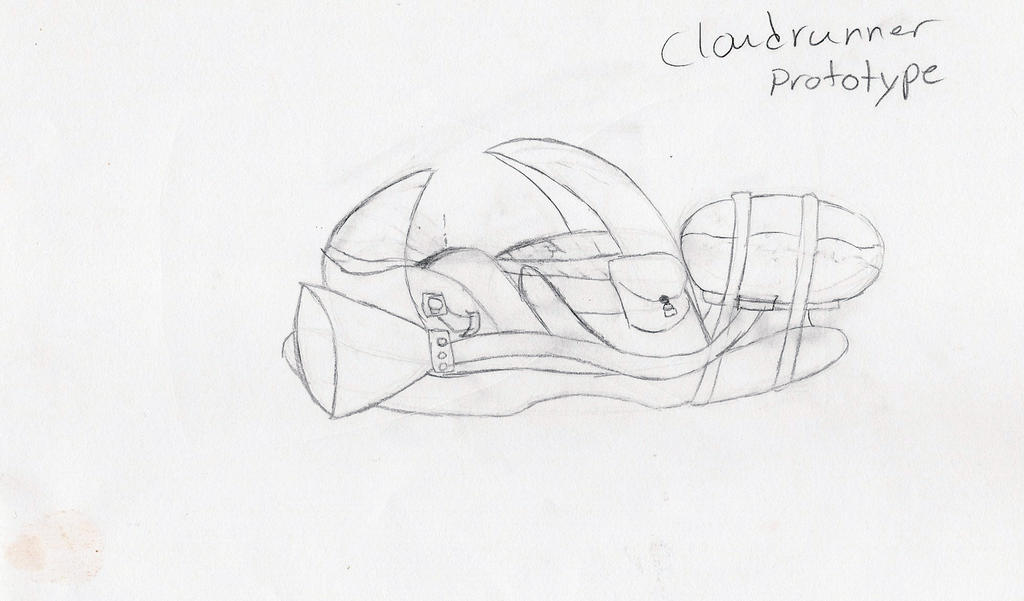 Cloud-Runner Prototype by bluestarproduction