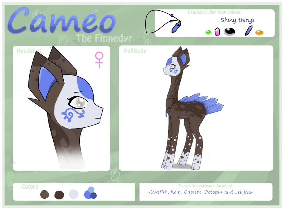 Cameo by bluestarproduction