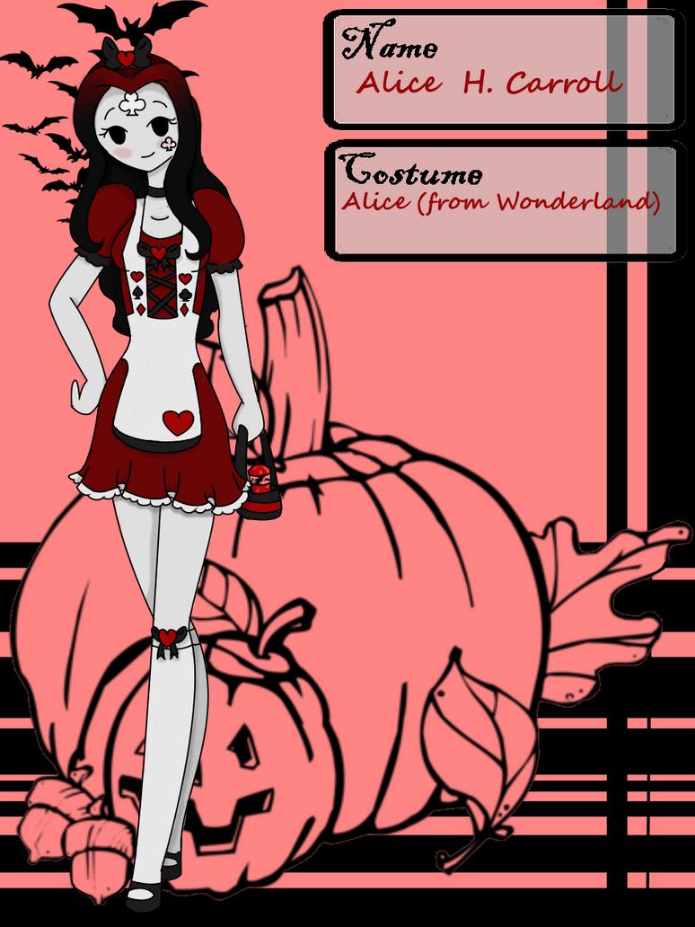 Hallow's Eve Costume App: Alice by bluestarproduction