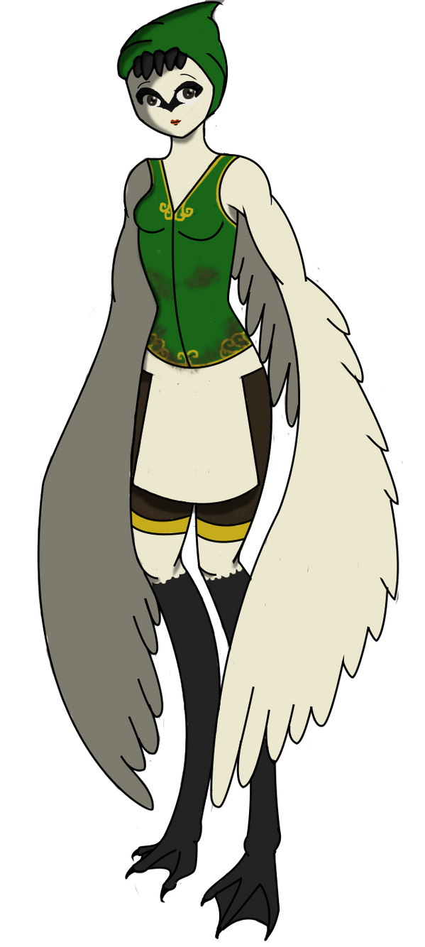 Swan Citizen Contest Entry: Aimee Therese Belrose by bluestarproduction