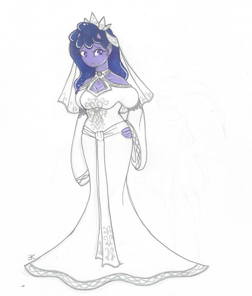 Wedding Clothes: Lilac by bluestarproduction
