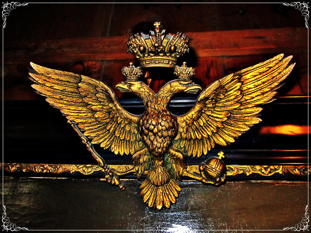 Double - headed Russian Imperial Eagle. by Valkyrja-Skuld ...