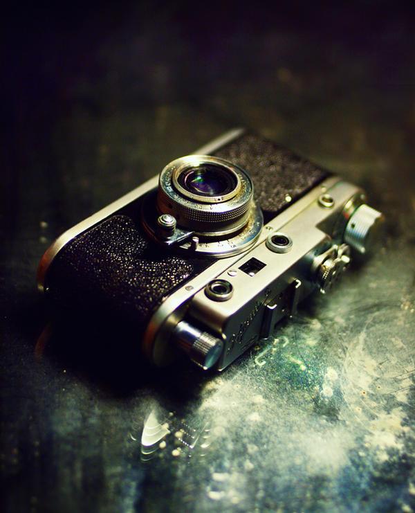 camera by Anti-Pati-ya