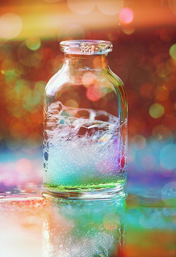 Magic bottle by anti pati ya on deviantart for Magis bottle