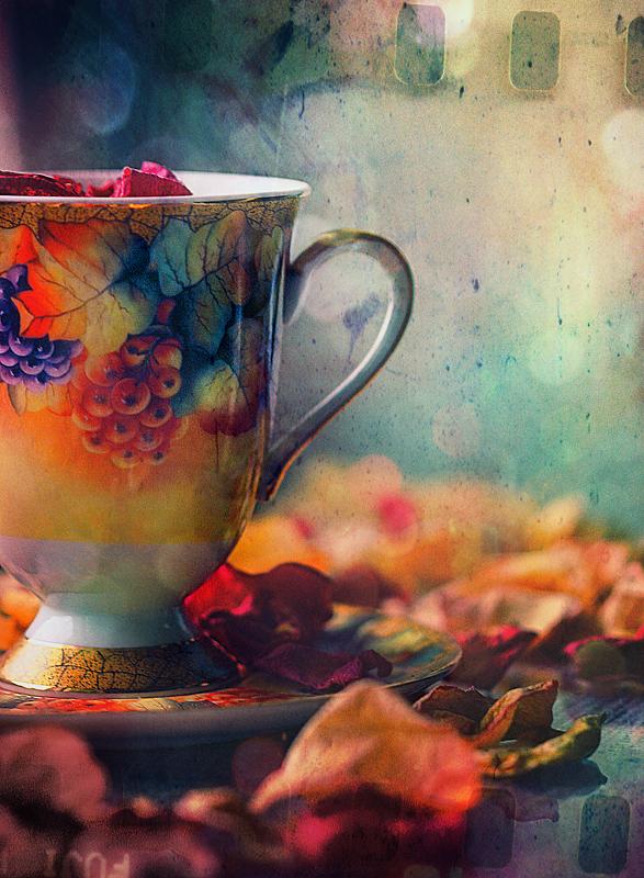 Пятница, 14 октября 2011.  Королева БезЛе.  Шарфея. утро в обнимку с кофе.