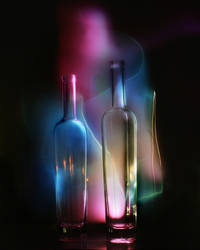 Light, color and glass by Anti-Pati-ya