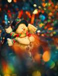 My little snowman by Anti-Pati-ya
