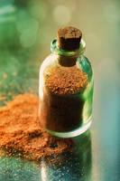sand in a bottle by Anti-Pati-ya