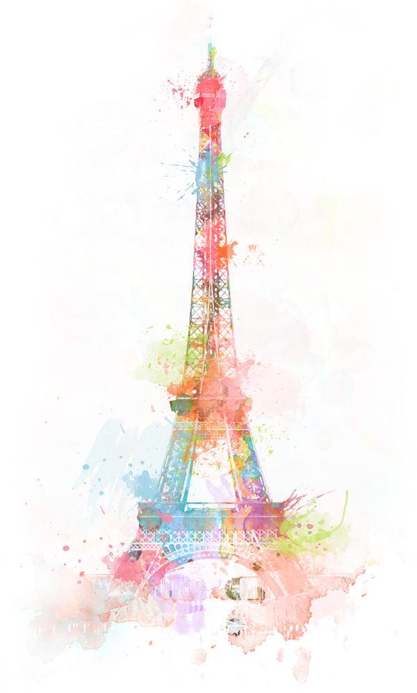 Paris by Anti-Pati-ya