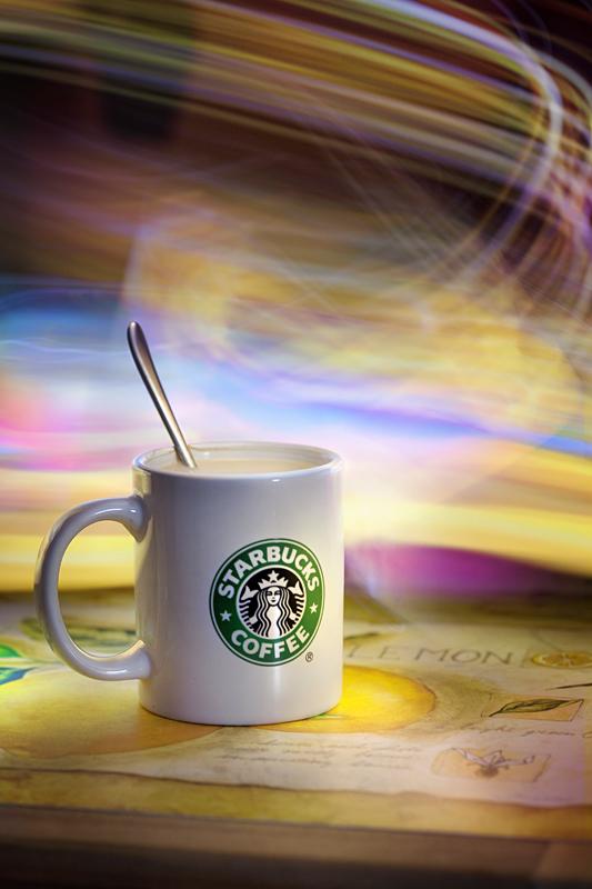 Starbucks by Anti-Pati-ya