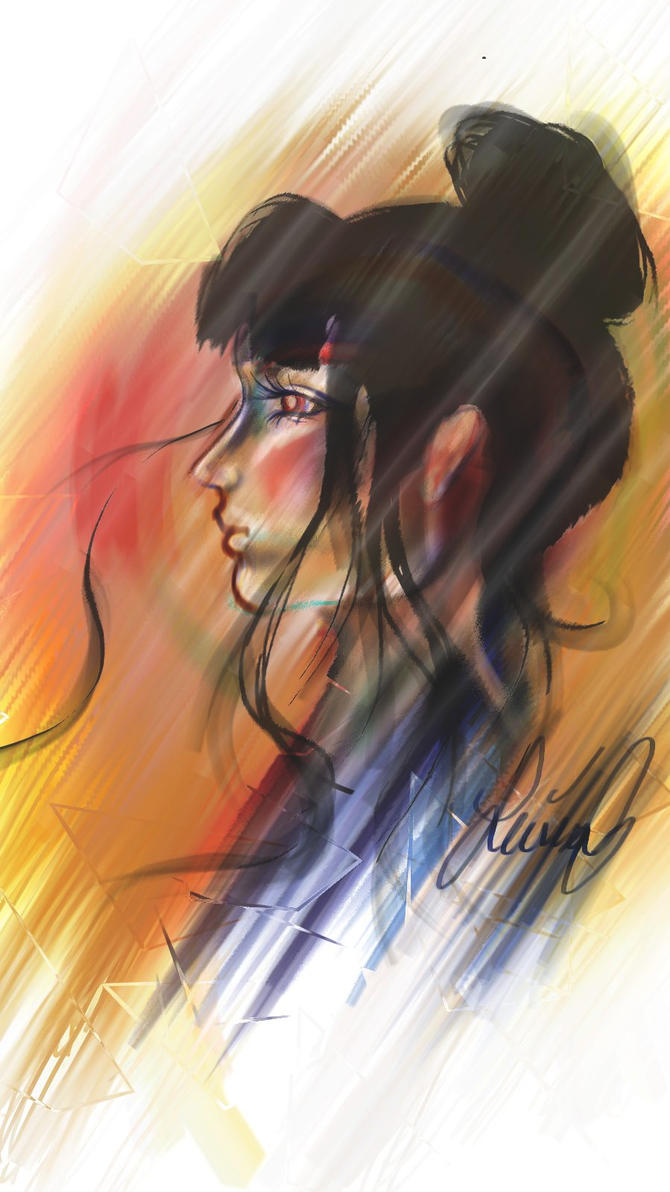 blush by viveie