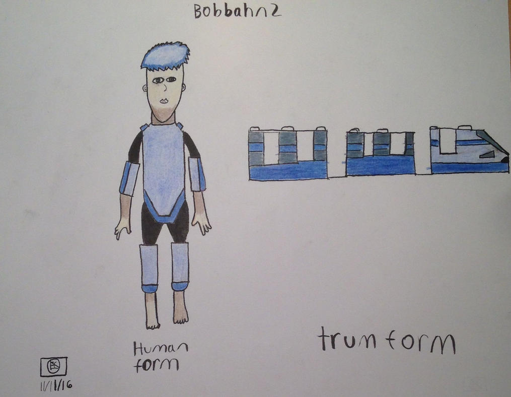 Bobbahn2: Commission by Everabannedcomics
