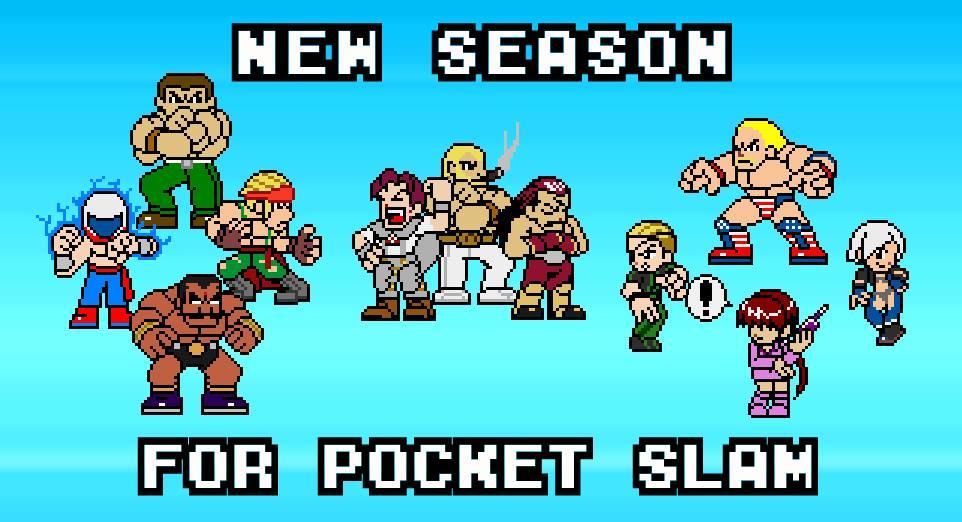 Pocket Slam Season 2 by Ulisan