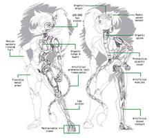 Robot schematics