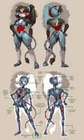 Robot schematics 2