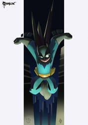 JLA Jr: The Dark Knight