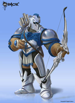 Warblazer: Prince Tharamere