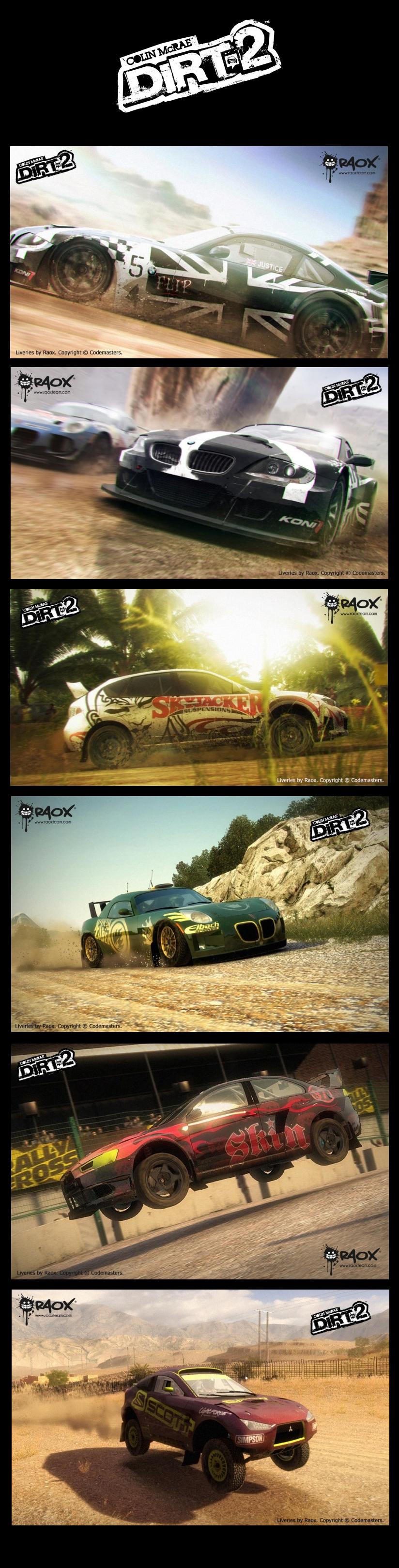 Dirt 2 by raoxcrew