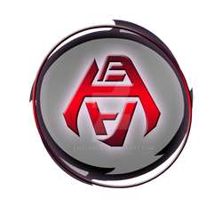 Amateur Esport Association logo by Embuprod