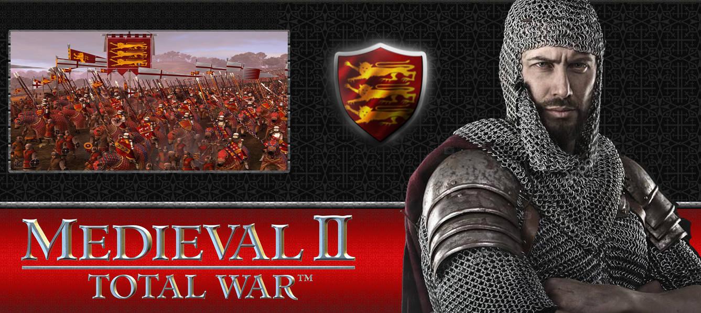Medieval II Total War   England by Embuprod