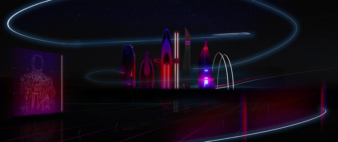 Neo-futuris by Embuprod