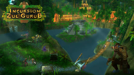 Incursion in Zul'Gurub - World of Warcraft event by Embuprod
