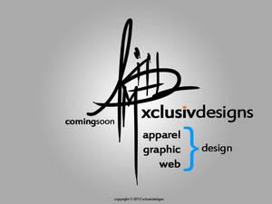 xclusivdesigns - coming soon 01