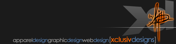 xclusivdesigns - beta logo 02 by Sukoshi81