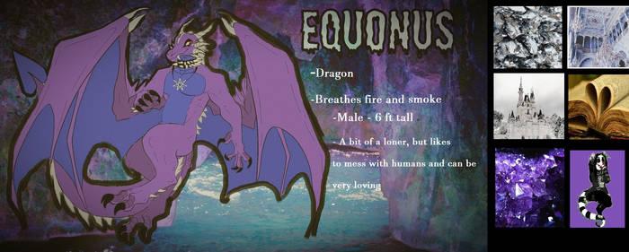 Equonus  ref sheet