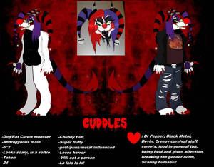 Re-post  of cuddles Ref