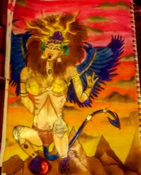 Angel of Mercy!