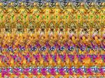 Ganesh Stereogram, fragment 1