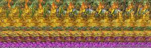 Ganesh Stereogram, fragment 2