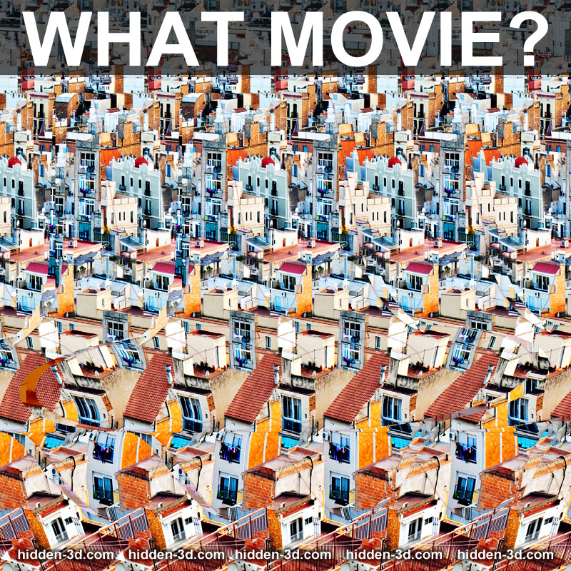 Guess the Movie #2 by 3Dimka