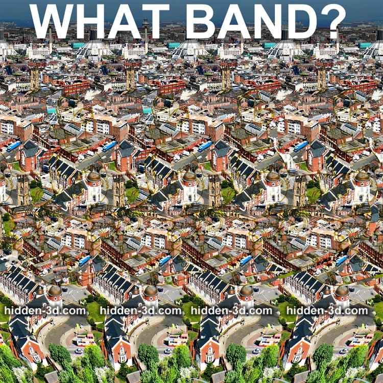 Guess the Band by 3Dimka