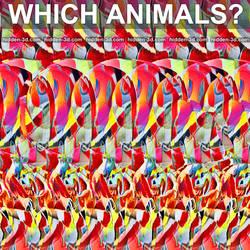 Which Animals #3
