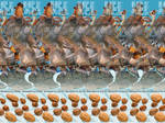 Ice Age Stereogram
