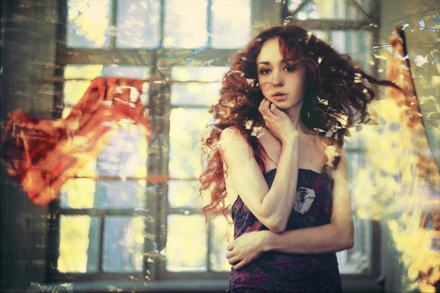 Ginger by IlonaShevchishina