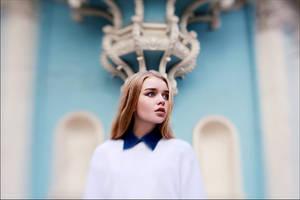 Blue Blood by IlonaShevchishina