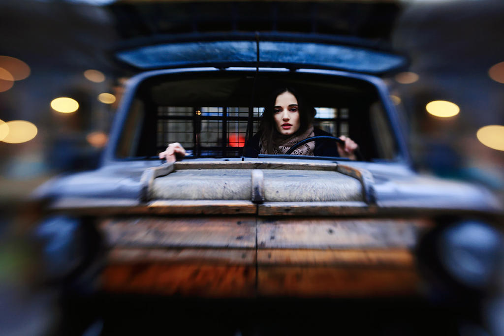 driver by IlonaShevchishina