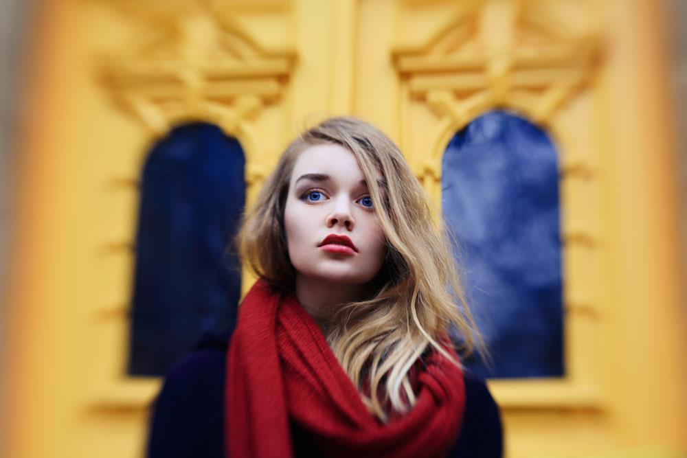 Anna by IlonaShevchishina