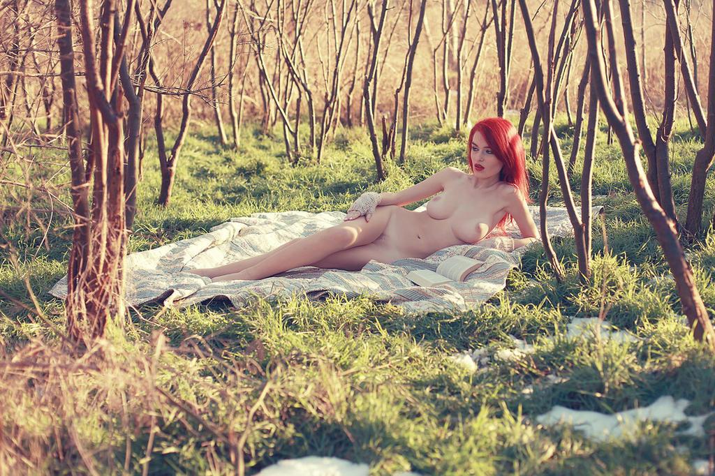 Warm winter by IlonaShevchishina