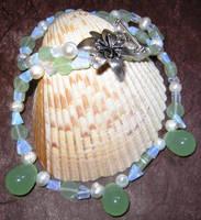 Opalite Serenity Necklace by impaz0330